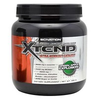 Scivation Xtend Intra-Workout Catalyst, Green Apple, 30 Servings