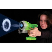 Zero Blaster Fog Gun - blast smoke rings 14' | Edmund Scientific