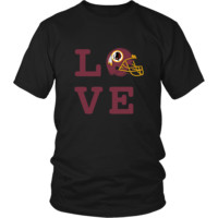 Washington Redskins Love