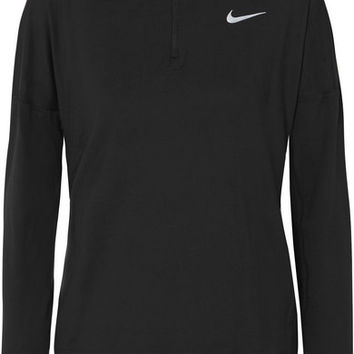 Nike - Element Dri-FIT stretch hooded top