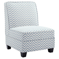 Ryder Slipper Chair in Grey