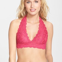 Free People Lace Halter