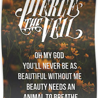 Pierce the Veil Poster