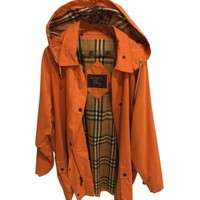 Pre-owned Burberry Vintage Raincoat