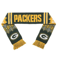 Green Bay Packers  Official NFL Lodge Scarf
