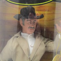 Jed Clampett of the Beverly Hillbillies 1 of 12,000 - Exclusive Premiere Limited Edition Collector's Series Action Figure