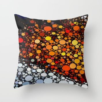 :: Lake Effects :: Throw Pillow by :: GaleStorm Artworks ::