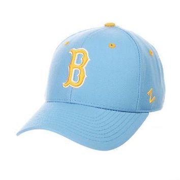 Licensed Ucla Bruins Official NCAA DH Size 7 1/8 Fitted Hat Cap by Zephyr 121337 KO_19_1