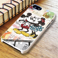 Mickey Mouse Minnie and Mickey Mouse Cartoon | For iPhone 6 Plus Cases | Free Shipping | AH0450