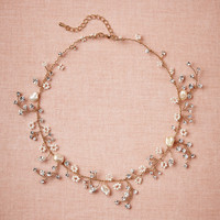 Starry Vine Necklace