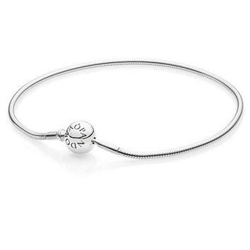 Authentic Pandora Jewelry - PANDORA ESSENCE Bracelet - Sterling Silver (For ESSENCE Ch