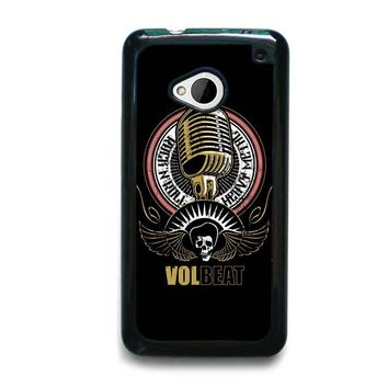 VOLBEAT HEAVY METAL HTC One M7 Case Cover