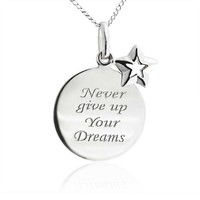 Bling Jewelry Dream Chaser Pendant