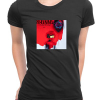 Rihanna Anti Womens T Shirt