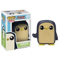 Adventure Time Gunter Penguin Pop! Vinyl Figure : Forbidden Planet