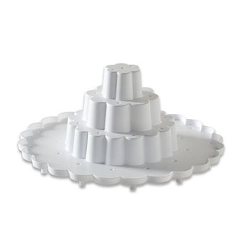 Nordic Ware 3 Tiered Cake Pop Display Stand