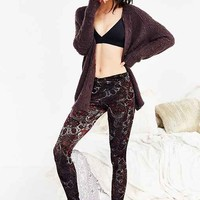 Out From Under Burnout Velvet Legging