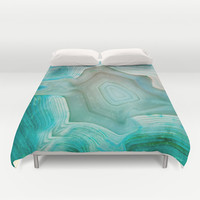 THE BEAUTY OF MINERALS 2 Duvet Cover by Catspaws   Society6