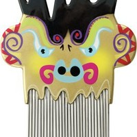 FLAPPLES - Designer Hair Comb and Fashion Accessory - Monster