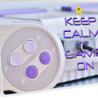 Keep Calm and Game On by Islandjunkie09