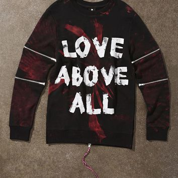 Love Above All Sweatshirt