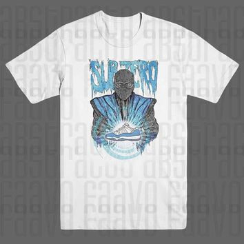 Air Jordan 11 UNC Lows Subzero 23 Chicago Bulls NBA T Shirt
