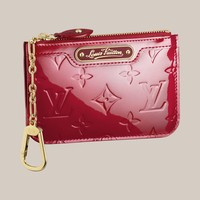 Key Pouch Monogram Vernis - Small-Leather-Goods | LOUISVUITTON.EU ®