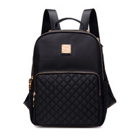 New Women Backpack for School Teenagers Girls Vintage Stylish Ladies Bag Backpack Female Purple backpack High Quality