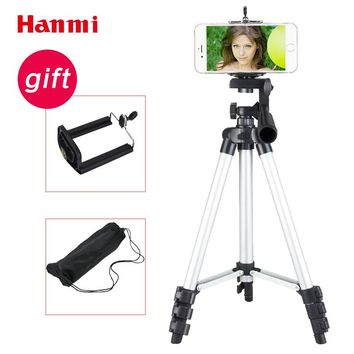 Alloy Aluminium mini Tripod digital Camera tripod phone portable travel smartphone tripod for SELFIE action camera