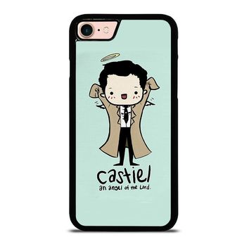 CASTIEL ANGEL OF THE LORD iPhone 8 Case Cover