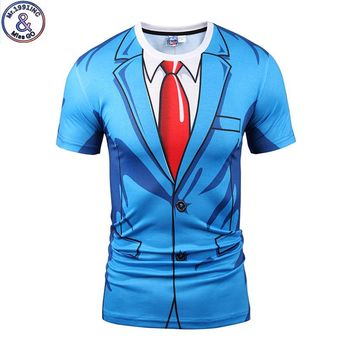 Mr.1991 brand 2017 New original design printed 3D t-shirt for boys or girls big kids party t shirts 12-20 years teens tops A51