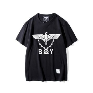 "Boy London ""Eagle with Iron Chain"" T-Shirt"