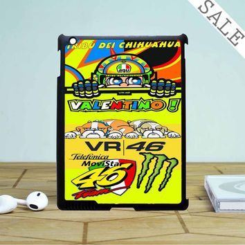 Valentino Rossi Vr46 Motogp Monster Yamaha Stickerbomb iPad 4 | 5 Case