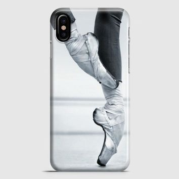 Ballet Dancer En Pointe iPhone X Case | casescraft