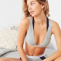 Tommy Hilfiger Plunging Bralette | Urban Outfitters
