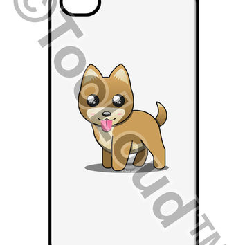 Kawaii Standing Puppy iPhone 4 / 4S Case