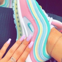 shosouvenir Nike Air Max 97 Rainbow Sneakers