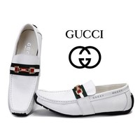 Boys & Men Gucci Casual Shoes