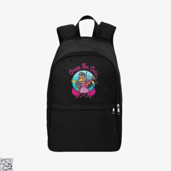 Crazy For Cats, The Simpsons Backpack