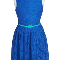 Nicole Miller Lace Dress (Big Girls)
