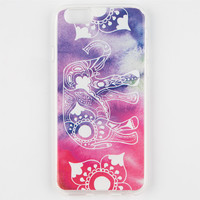 Wildflower Henna Elephant Iphone 6 Case Multi One Size For Women 25407195701