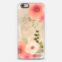Watercolor Floral iPhone 6 case by Li Zamperini Art | Casetify