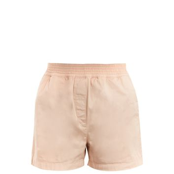 Marit high-rise cotton shorts | Acne Studios | MATCHESFASHION.COM UK