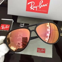 New Rayban Sunglasses RB4125 Aviator Sunglasses