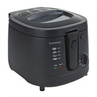 Cheap Dorm Supply College Room Cooking Necessities - Cool Touch Deep Fryer