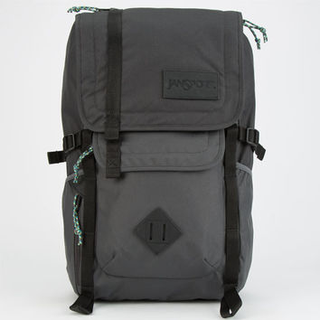 Jansport Hatchet Backpack Grey Tar One Size For Men 24760611501