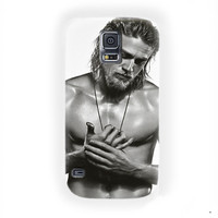 Jax Teller Sons of Anarchy Cover For Samsung Galaxy S5 Case