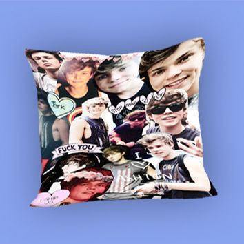 Ashton Irwin 5SOS for Pillow Case, Pillow Cover, Custom Pillow Case **