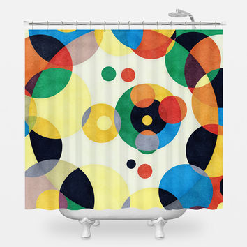 Well Hidden Shower Curtain