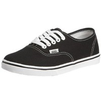 Vans Unisex VANS AUTHENTIC LO PRO SKATE SHOES 6.5 Men US / 8 Women US ( BLACK/TRUE WHITE )